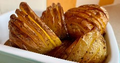 Discover hasselback potatoes