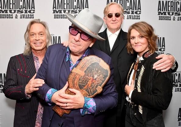 Jim Lauderdale, Elvis Costello, T Bone Burnett, and Brandi Carlile...