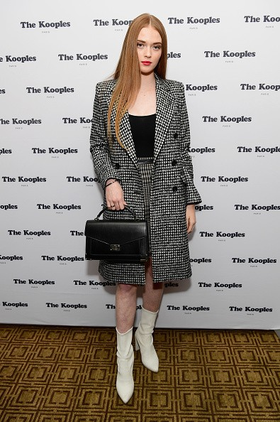 Larsen Thompson at The Kooples and Emily Ratajkowski LA Cocktail...