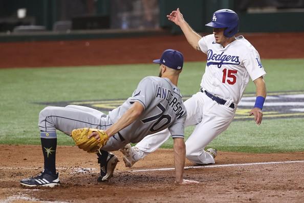 Los Angeles Dodgers: World Series Champions