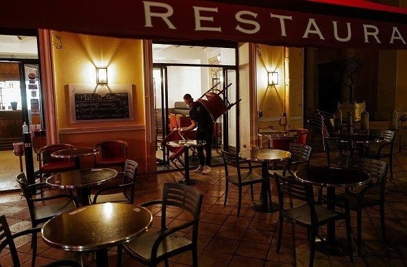 France Health Crisis Curfew