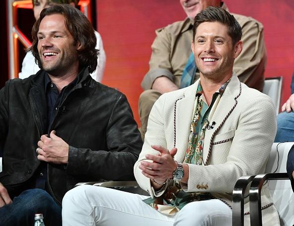 Jared Padalecki and Jensen Ackles attend 2019 Summer TCA Press Tour -...