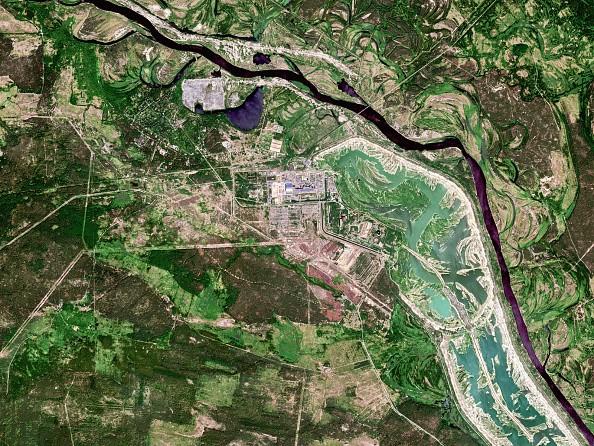 Chernobyl Nuclear Power Plant, Ukraine.