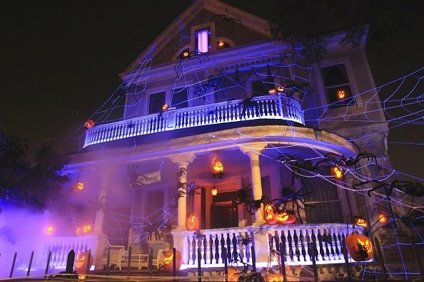 Halloween Across The Country In Photos