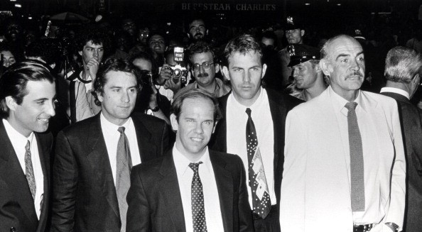Andy Garcia, Robert De Niro, Charles Martin Smith, Kevin Costner