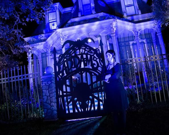 Freeforms Halloween Road