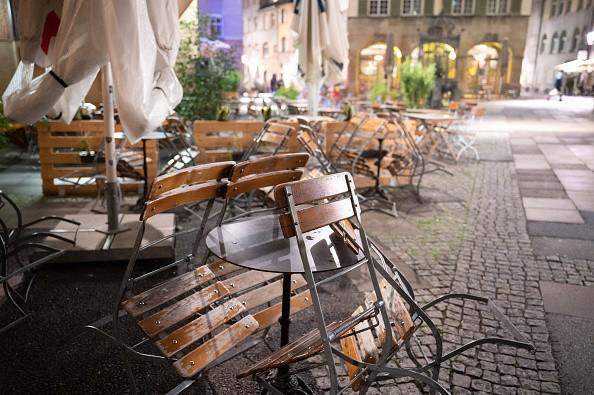 Coronavirus - closing time Stuttgart