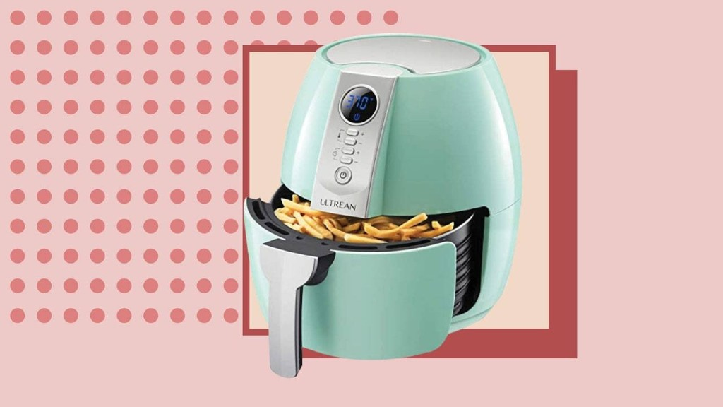 This Amazon Air Fryer Is the Light of My Quarantine Life