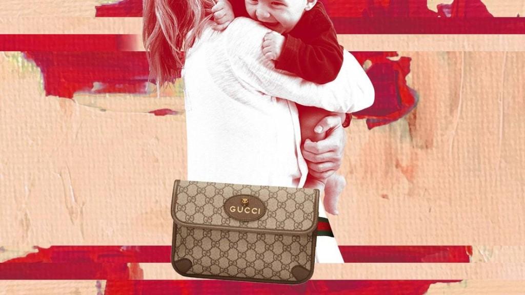 My Reward for Having a Baby? A $1,000 Gucci Bag