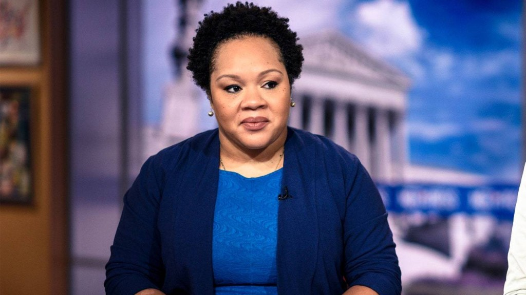 Yamiche Alcindor Wants America to See Its Flaws