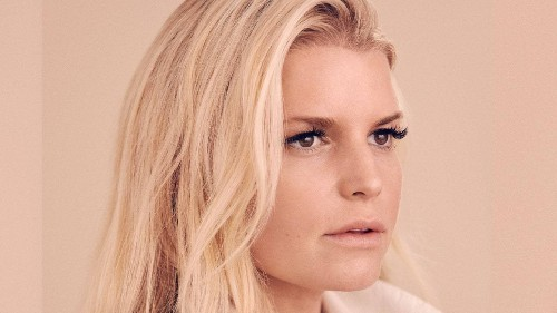 You've Never Seen Jessica Simpson Like This Before