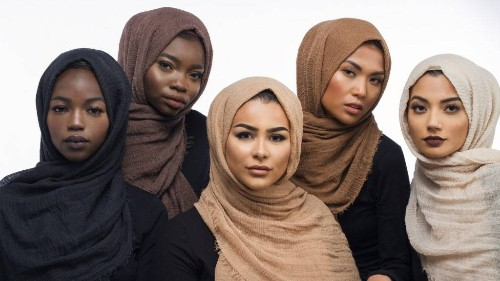 A Muslim Blogger Designed a Line of Hijabs for All Skin Tones