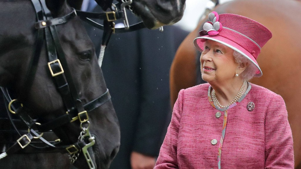 Here's How Queen Elizabeth II Is Reportedly Spending Quarantine