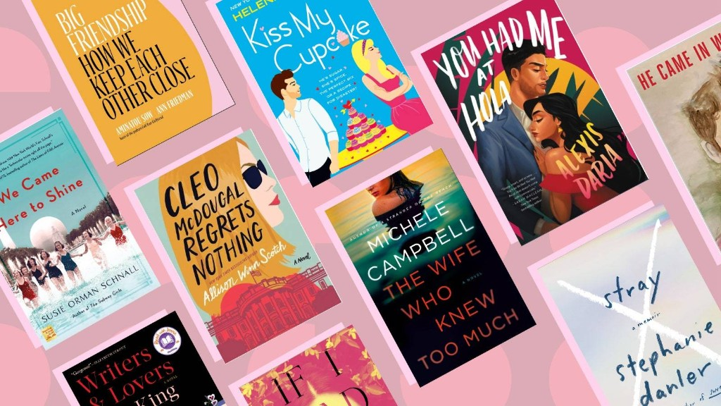 14 of Our Favorite Authors Share Their Picks for Summer Beach Reads 2020