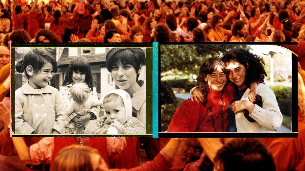 My Mom Left Me for the 'Wild Wild Country' Cult