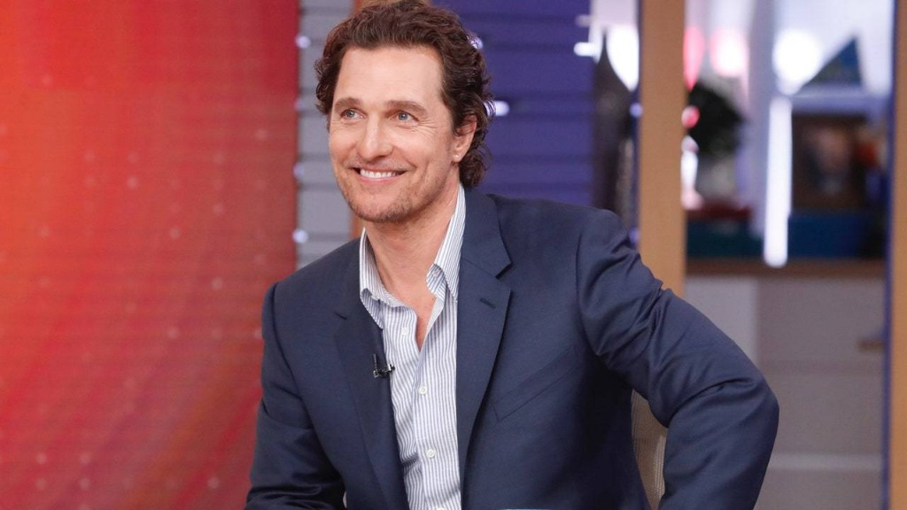 Matthew McConaughey Doesn't Let His Kids Say These Three Words