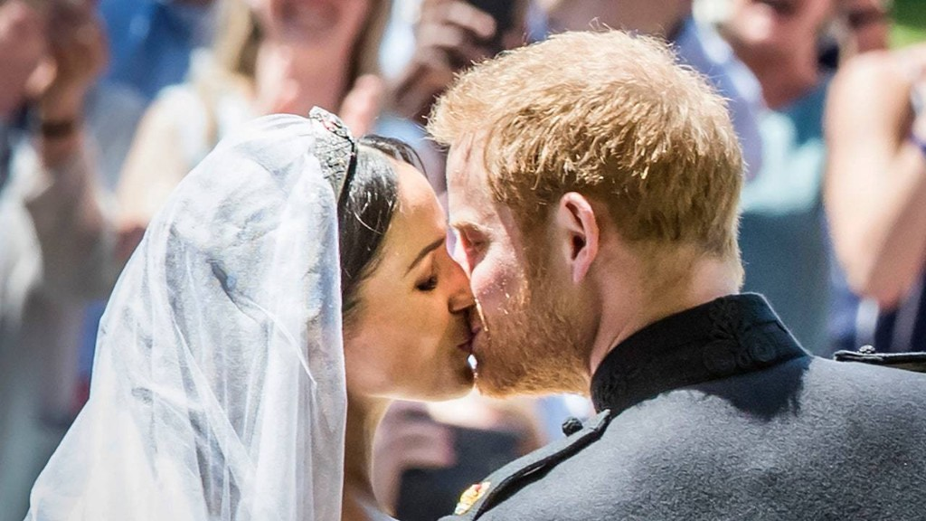 All the Details From Inside Meghan and Harry's Royal Wedding Reception