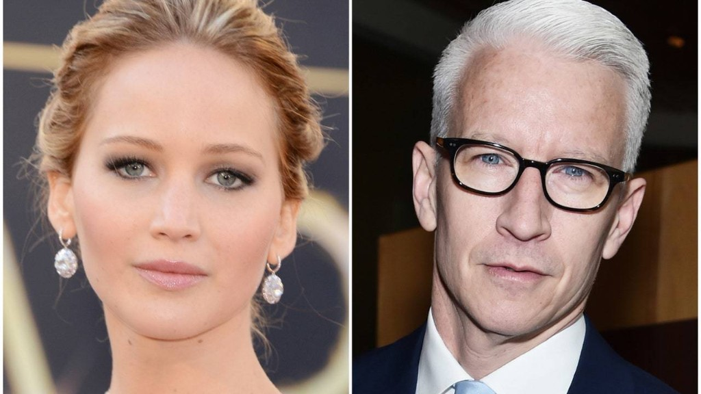 Jennifer Lawrence Went Off on Anderson Cooper for Saying She Faked Her Oscars Fall