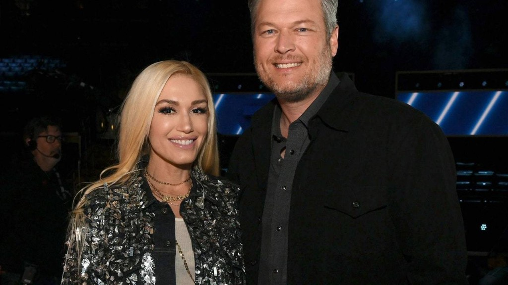 Gwen Stefani and Blake Shelton Are Engaged, and Her Ring Photo Is So Cute