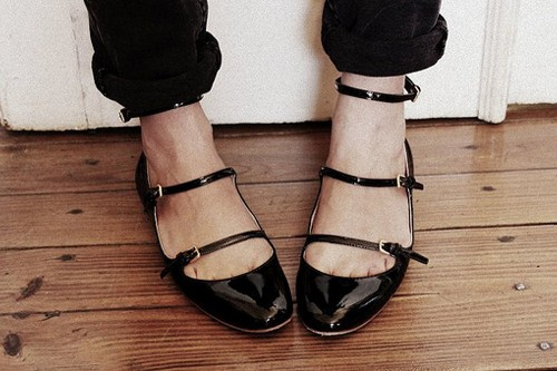 Thought You Were Too Old for Mary Jane Flats? Think Again