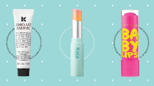 15 Lip Balms You'll Want to Slather on All Winter