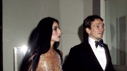 Cher Reunites With Bob Mackie, Angels Sing