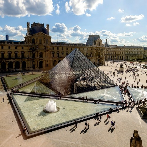 How to Vacation in Paris on a $1,000 Budget. (Including the Flight. Ye