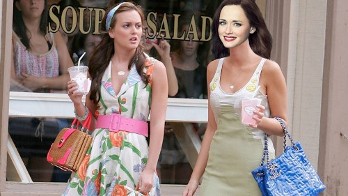 13 Ways the Gilmore Girls Revival Was Basically Gossip Girl