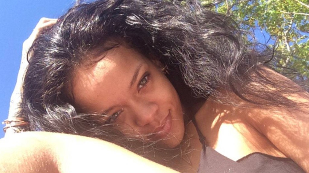 Rihanna's Leg Hair Has Social Media Cancelling Shaving This Summer
