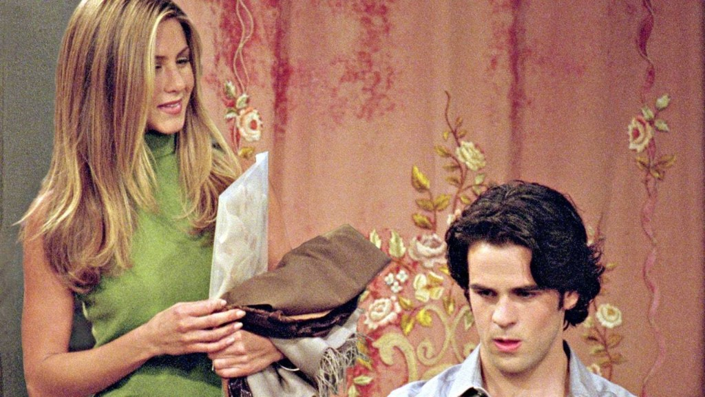 Remember Jennifer Aniston's Boyfriend Tag on Friends? Here's What He's Up To Now