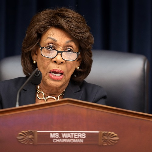 Maxine Waters Told You So