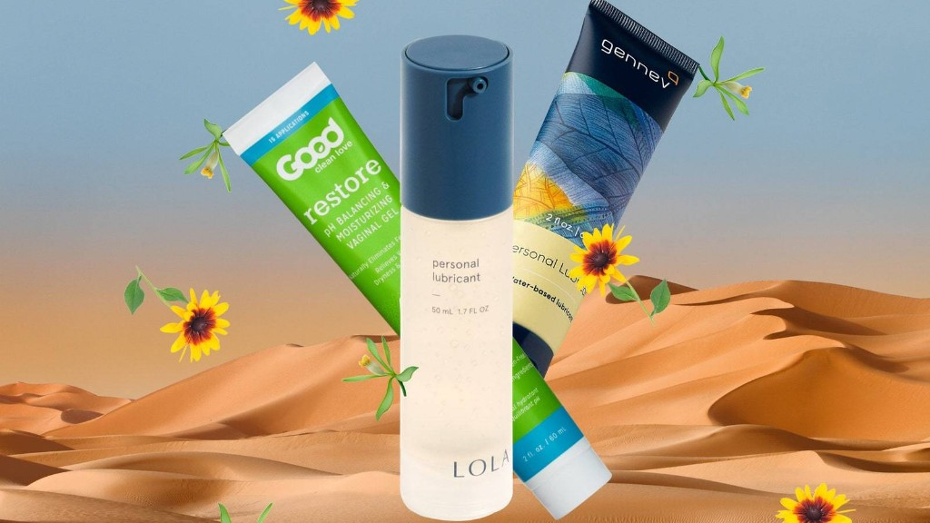 The Best Lubricants for Menopause Dryness