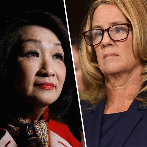 Connie Chung Reveals She Was Sexually Assaulted in Powerful Letter to Christine Blasey Ford