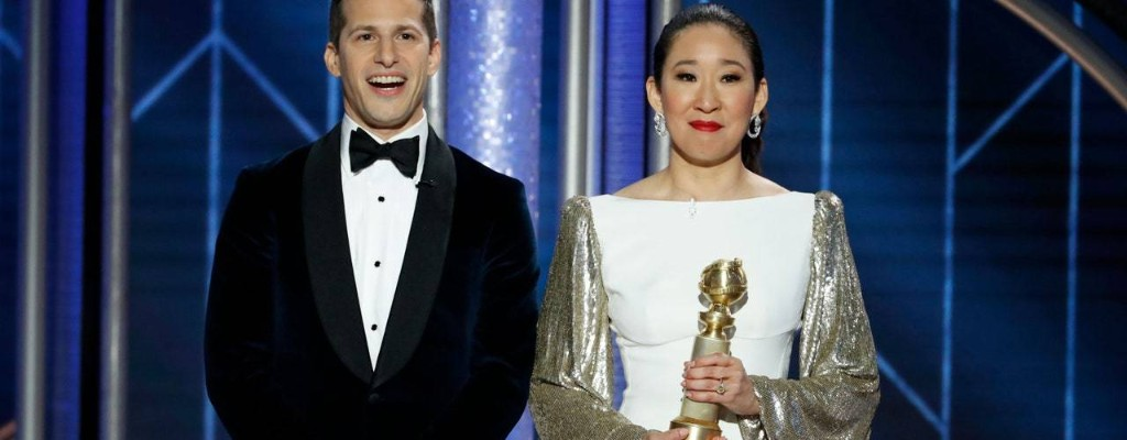 Golden Globes 2019: Why Sandra Oh Wore Only Female Designers to Host