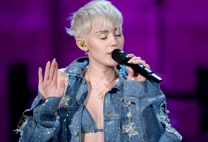 Miley - Magazine cover