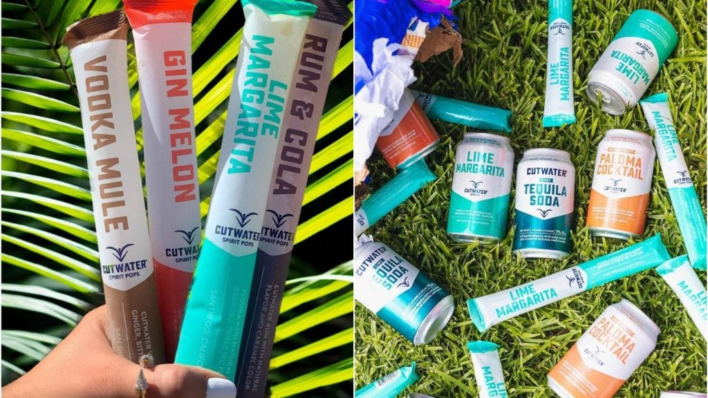 These Boozy Ice Pops Are the Perfect Summer Refreshment