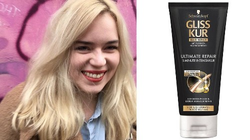This $8 German Conditioning Mask Completely Transformed My Dry, Brittle Hair
