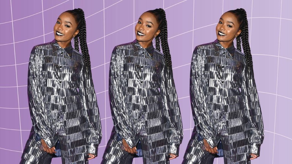 The Old Guard's KiKi Layne Swears This $20 Cleanser Is the Key to Helping With Acne