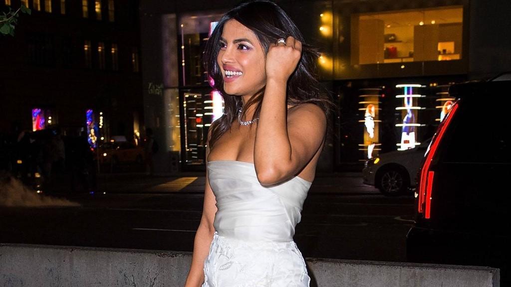 Priyanka Chopra Had Her Bridal Shower at Tiffany's