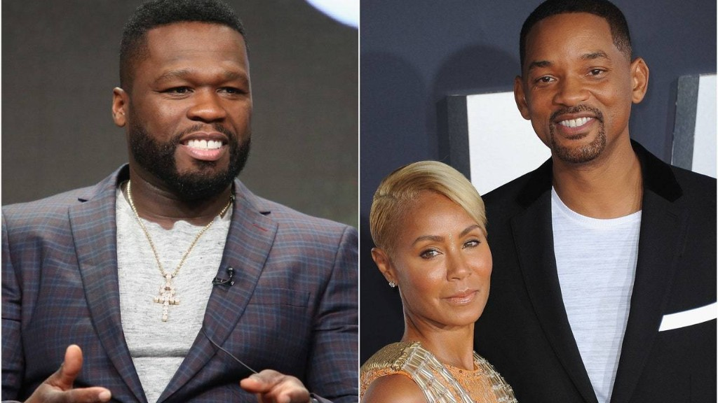 Will Smith Got Into It With 50 Cent Over Jada Pinkett Smith's Relationship With August Alsina