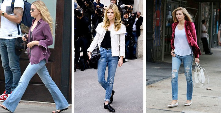 Searching for the Perfect Jeans for Your Body? We Have the Answer