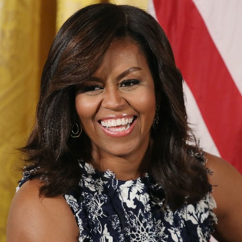 Michelle Obama Stunned Like Never Before at Her Final White House Holiday Party