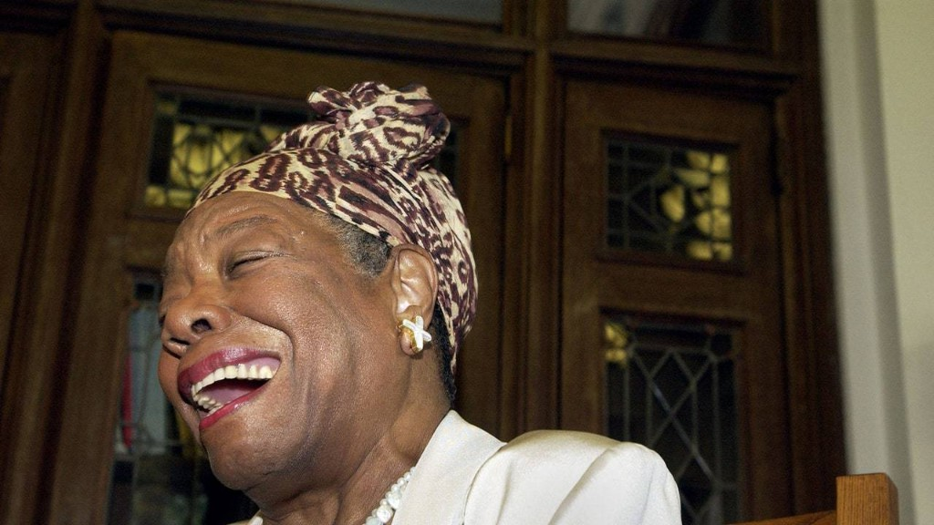 The Maya Angelou Documentary We've All Been Waiting For