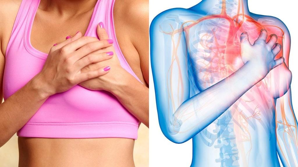 5 Strange Heart Attack Symptoms All Women Should Know