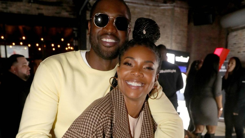 Gabrielle Union and Dwyane Wade's Sweetest Family Moments