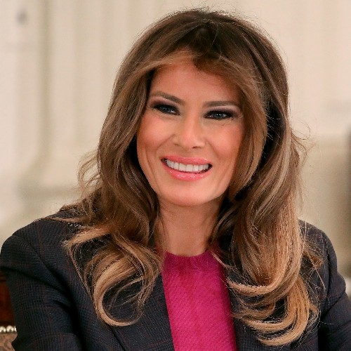 Melania and Donald Trump Reportedly 'Spend Very Little to No Time Together'