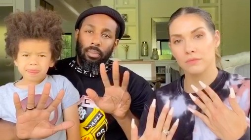 This Stephen 'tWitch' and Allison Holker Boss TikTok Video Perfectly Explains White Privilege