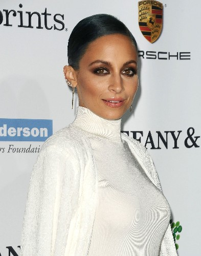 Nicole Richie's New Pixie Haircut at the Tom Ford Show?Fall 2015 Fashion Week News
