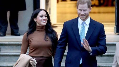 This Is Reportedly the Moment Meghan and Harry Knew They'd Step Down as Senior Royals
