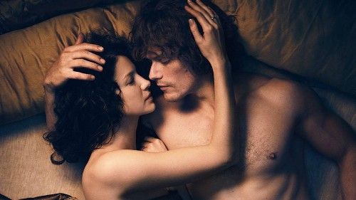 10 'Outlander' Sex Scenes So Good You'll Sweat Just Thinking About Them